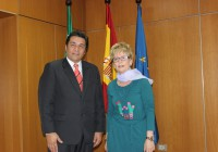 Paraguay se interesa en la agricultura y desarrollo rural andaluz