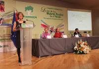 Tejerina defiende la labor de la mujer en la agricultura
