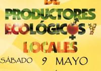 Este sábado se celebra el Mercado de Productores Ecológicos y Locales en la Alameda de Sevilla