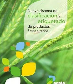 Nuevo Sistema de Clasificación y Etiquetado de Productos Fitosanitarios