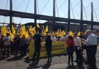 Jóvenes andaluces exigen a la Consejera de Agricultura prioridad y presupuesto para el relevo generacional
