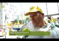 Protestas de apicultores contra la ayuda agroambiental