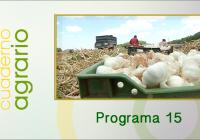 Cuaderno Agrario PGM 15