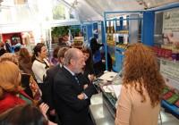 La Diputación de Sevilla presenta la Feria de Productos Ecológicos de la Provincia