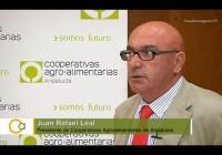 Entrevista a Juan Rafael Leal, presidente de Cooperativas Agroalimentarias