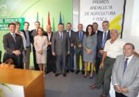 Ya se conocen los premios de Andalucía de Agricultura y Pesca 2014