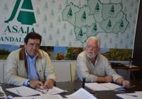 Asaja pide mejoras en la fiscalidad andaluzas para fomentar el relevo generacional