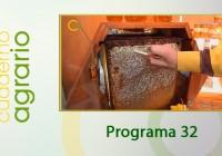 Cuaderno Agrario PGM 32
