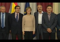 García Tejerina firma el Código Buenas Prácticas Mercantiles