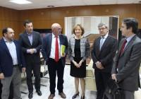 Cooperativas Agro-alimentarias de Andalucía trabaja líneas de integración con la Consejería de Agricultura