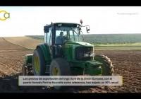 VÍDEO: Finaliza la siembra del trigo