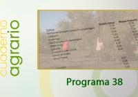 Cuaderno Agrario PGM 38
