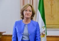 Carmen Ortiz reitera el compromiso de la Junta para impulsar el relevo generacional y crear empleo en el sector agrario