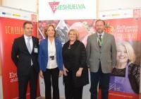 Fruit Logística se celebra en Berlín con la presencia de 45 empresas andaluzas y la visita de la consejera de Agricultura