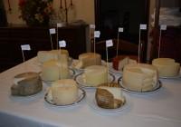 43 quesos de 14 queserías  han participado en el II Concurso de Quesos de Cabra Malagueña