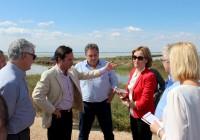La Consejera y la Comisión de Agricultura del Parlamento Europeo visitan explotaciones de dehesa y diversas empresas agroalimentarias