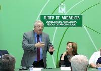 Europarlamentarios de Agricultura visitan Andalucía