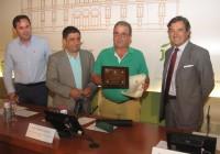 Premio a la Excelencia Agroalimentaria a la sociedad cooperativa 'Olivar de Segura'