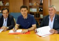 ASAJA, COAG y UPA firman un acuerdo para la defensa de los intereses agrarios en las Interprofesionales