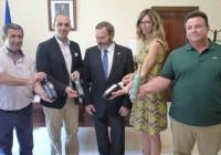 Aceites de Jaén premiados en Alimentos de España