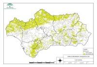 La Consejería de Agricultura publica la superficie apta para montanera en 2016