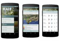 Más de 1.500 usuarios ya utilizan la aplicación para consultar el estado fitosanitario de los cultivos a través del móvil