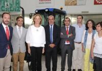 Ortiz reclama más fondos europeos para programas de sanidad animal de Andalucía por su posición fronteriza con África
