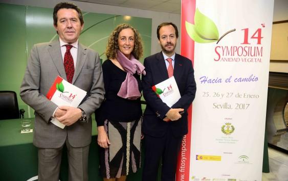 Presentado en Sevilla el 14º Symposium Nacional de Sanidad Vegetal