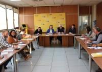 La consejera de Agricultura, Carmen Ortiz, se reúne con la nueva ejecutiva de COAG Andalucía
