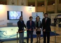 Los consejeros Carmen Ortiz y José Fiscal inauguran  AgWaTEC 2016 en Fibes
