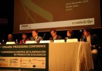 Más de 180 industrias ecológicas europeas debaten el presente y el futuro del sector en Sevilla