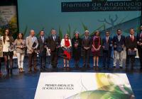 La Junta convoca una nueva edición de los Premios Andalucía de Agricultura