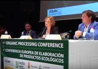 VÍDEO: Cuarta Conferencia Europea de producción ecológica