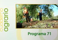 Cuaderno Agrario PGM 71