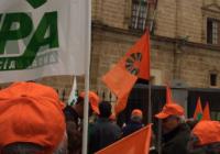 UPA Andalucía se concentra ante el Parlamento andaluz en defensa de los intereses de los productores ecológicos