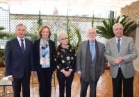 """Carmen Ortiz afirma que Andalucía tendrá un """"papel activo""""  en el debate de la futura Política Agrícola Común"""