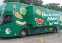 La Junta difunde hábitos alimenticios saludables entre 400.000 alumnos de 1.400 centros de Infantil y Primaria en Andalucía