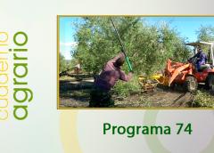 Cuaderno Agrario PGM 74
