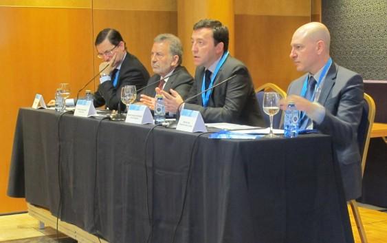 """El viceconsejero de Agricultura destaca que Almería e Israel  están """"a la vanguardia en tecnologías de riego eficiente"""""""