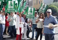 ASAJA Jaén convoca a los ganaderos de la provincia a una concentración contra el cierre del laboratorio de sanidad animal