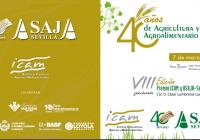 ICAM y ASAJA-Sevilla otorgan su distinción anual al periodista César Lumbreras por su trayectoria, su profesionalidad y su contribución al sector agrario