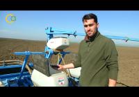 VÍDEO: Arranca la siembra del girasol