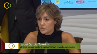 García Tejerina subraya el compromiso del Gobierno para impulsar un modelo cooperativo profesionalizado