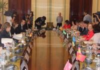 Carmen Ortiz reitera al Ministerio su absoluta colaboración para mantener una posición fuerte y única en el debate de la PAC