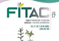 VÍDEO: El próximo 26 de abril se inaugurará en Lora del Río la I Feria de Innovación, Tecnología Agrícola y Cultivos Alternativos (FITAC)