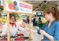 Freshuelva y la Diputación Provincial lanzan una campaña para impulsar el consumo nacional de berries