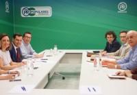 Feragua traslada al presidente del PP Andaluz las demandas y retos del regadío de Andalucía