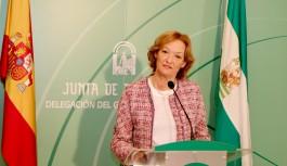 Carmen Ortiz lamenta que el Gobierno central no aplique todas las reducciones de IRPF solicitadas por Andalucía