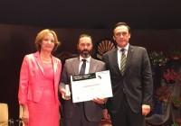 VÍDEO: Cuaderno Agrario recibe el Premio Andalucía de Agricultura 2016 a la Difusión