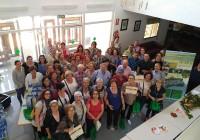 El Ifapa de La Mojonera acoge a unas 70 personas para celebrar el Día Internacional de la Fascinación por las Plantas